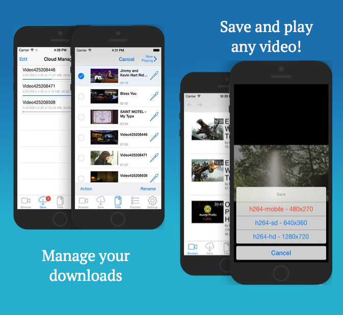 Download TubeMate for iOS (iPhone and iPad)